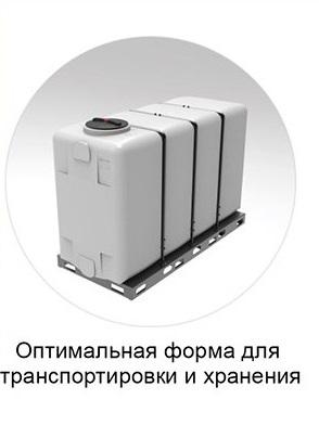 Емкость KR 4000